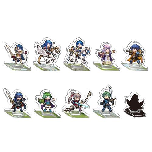 【BOX販売】ファイアーエムブレム ヒーローズ ミニアクリルフィギュアコレクション Vol.1