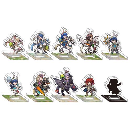 【BOX販売】ファイアーエムブレム ヒーローズ ミニアクリルフィギュアコレクション Vol.3