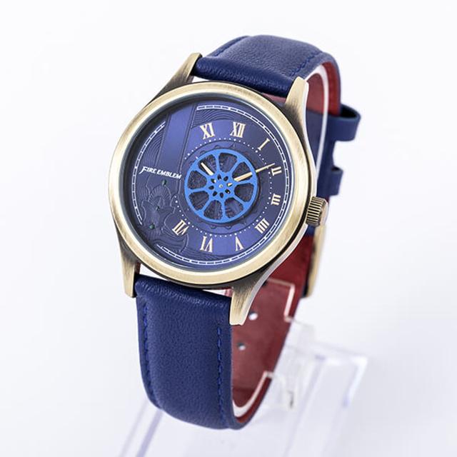 ファイアーエムブレム 蒼炎の軌跡 モデル 腕時計