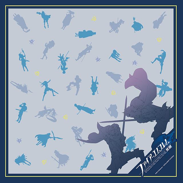【EXPO II 事前通販】ファイアーエムブレム 覚醒 クロム VS ルキナスカーフ(ポストカード付)