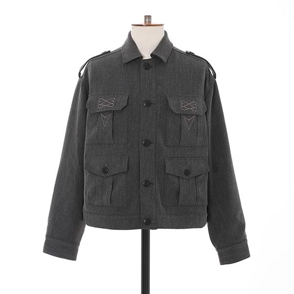 ファイアーエムブレム 風花雪月 灰狼の学級 モデル ジャケット