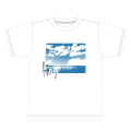 伊勢正三 2018Tシャツ<Kaze>【WHITE】