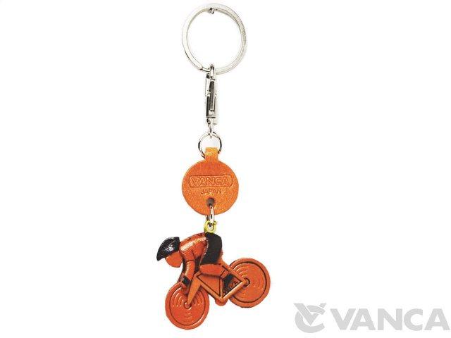 自転車レーサー 本革 スマートフォンアクセサリー VANCA