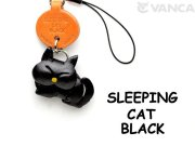 プチ黒ネコちゃん ねむり