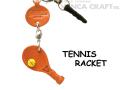 本革スマートフォンアクセサリー vanca テニスラケット