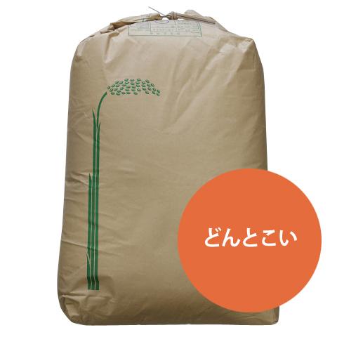 どんとこい 玄米30kg