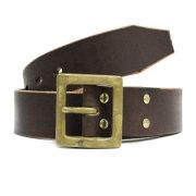 VASSER(バッサー)Mighty Leather Belt Classic Brown(マイティーレザーベルト クラシックブラウン)