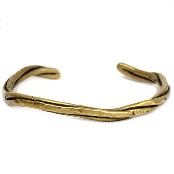 VASSER(バッサー)Roots Bangle Brass(ルーツバングルブラス)