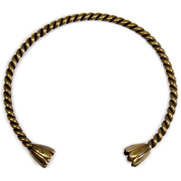 VASSER(バッサー)Brass Tassel Bangle(ブラスタッセルバングル)