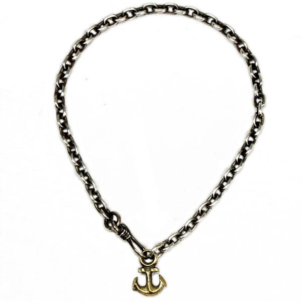 VASSER(バッサー)Anchor Bracelet Brass(アンカーブレスレットブラス)