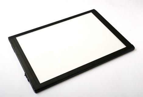賞状技法が短期間で習得できる ライトテーブル(A3)