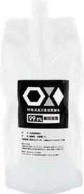 OXシャワー1L(100PPM)【製品】(1L)詰め替え用