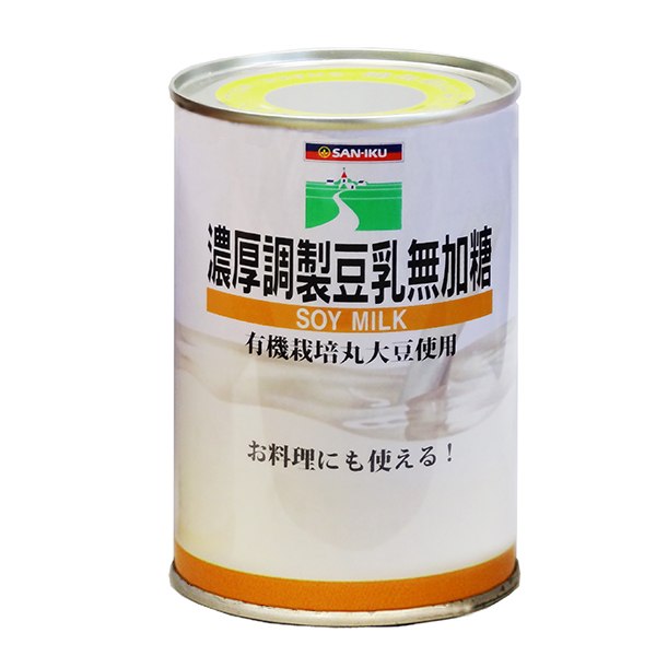濃厚調製豆乳無加糖