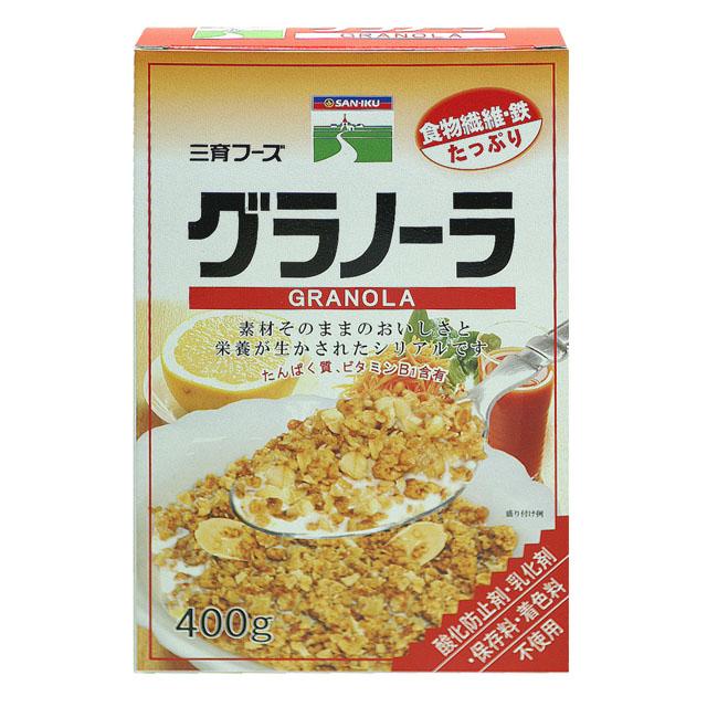 グラノーラ 【食品フェア5/31迄】