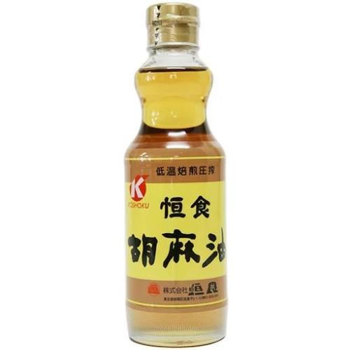 恒食)胡麻油 300g