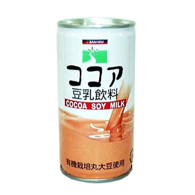 ココア豆乳飲料