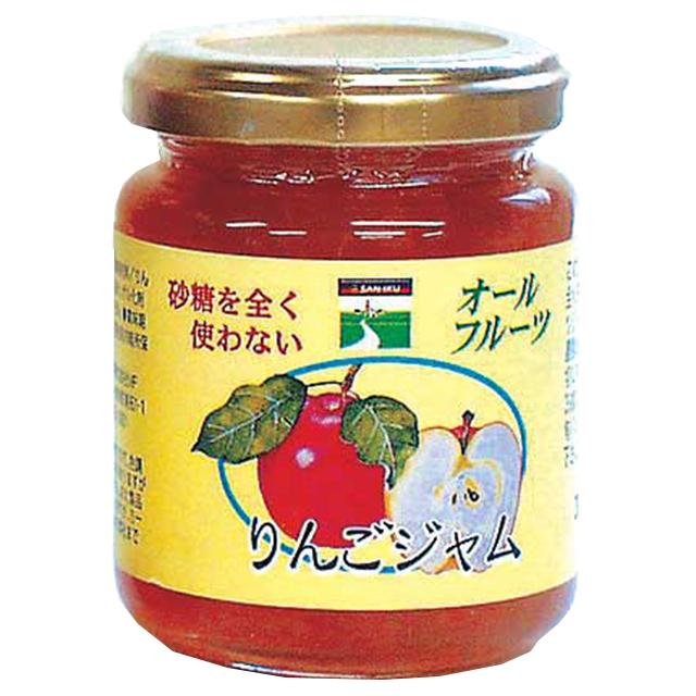 オールフルーツりんごジャム