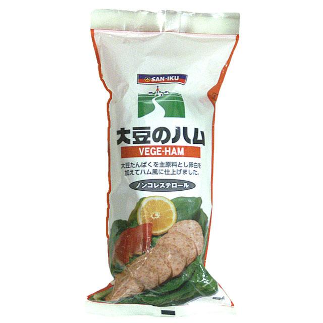 大豆のハム