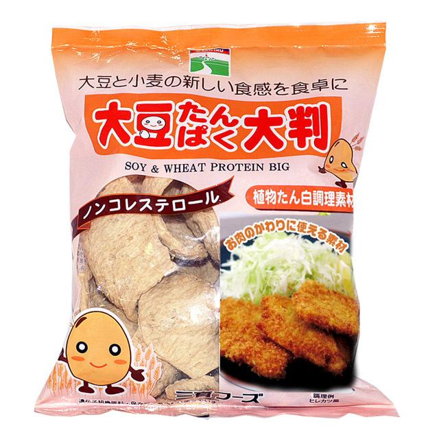 大豆たんぱく大判