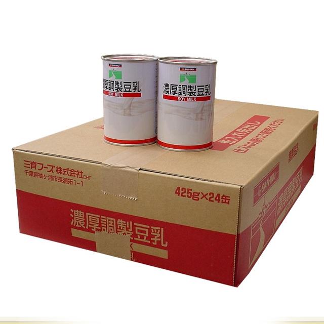 濃厚調製豆乳(ケース割引価格)