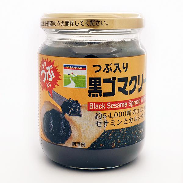 つぶ入り黒ゴマクリーム 【朝食フェア5月31日迄】