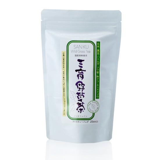 ABC)三育野草茶  2g×25