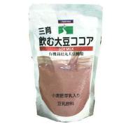 三育飲む大豆ココア
