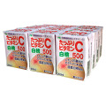 たっぷりビタミンC500白桃 200ml 12入