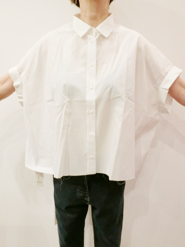 SERIENUMERICA:ボックスシャツ
