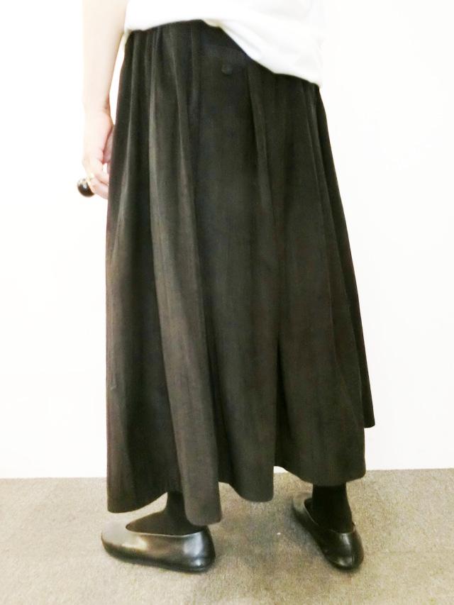 SARA LANZI:ギャザースカート