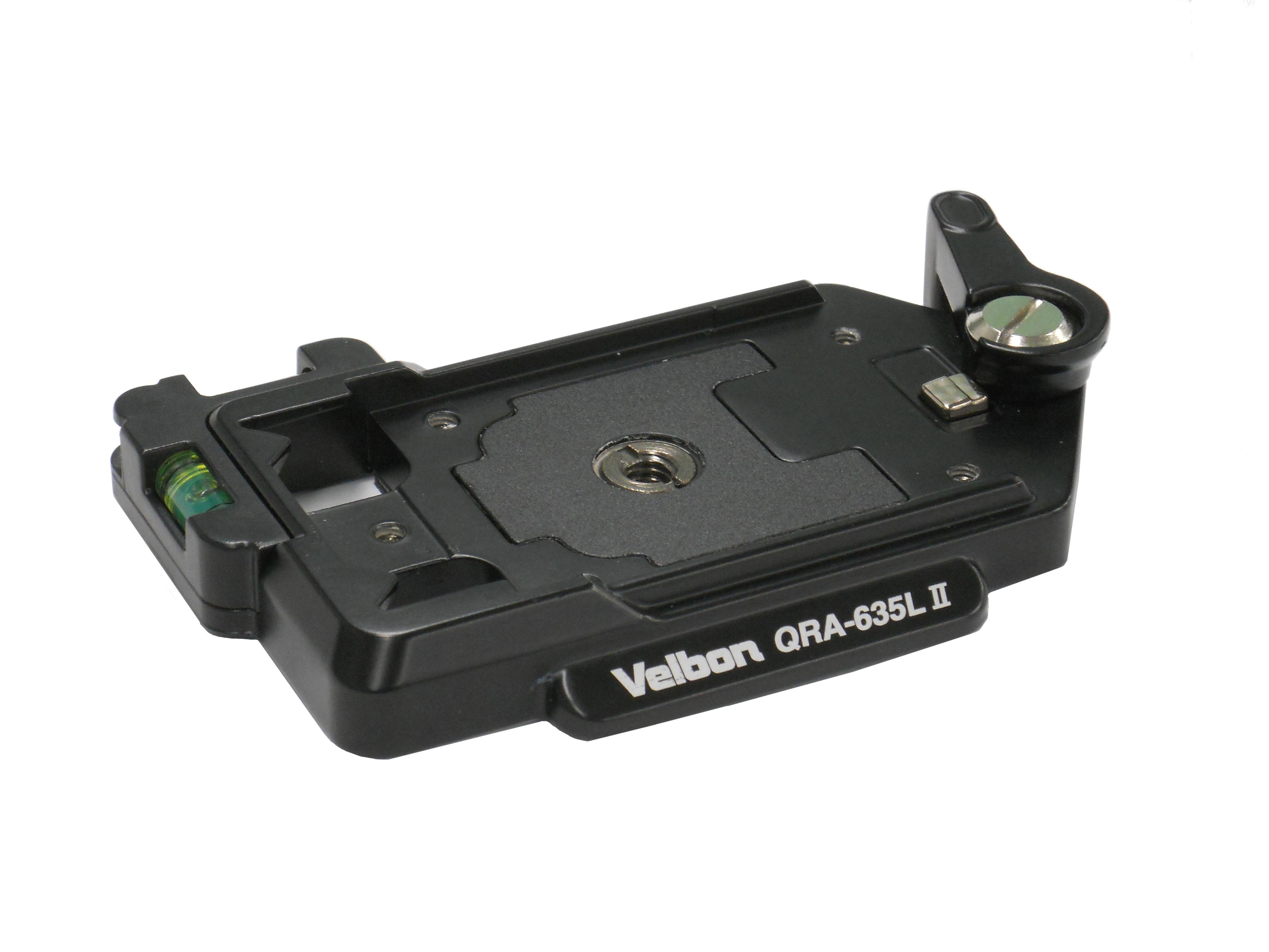 QRA-635L II ベース