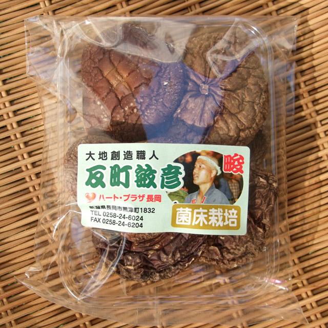 反町さんの乾燥シイタケ25g(丸)