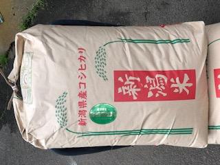 反町さんの栽培期間中農薬・化学肥料を使わない純血コシヒカリ玄米30kg(令和2年度米)
