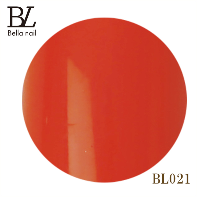 BL021 ライトサマーオレンジ