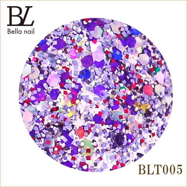 BLT005B プリズムパープル