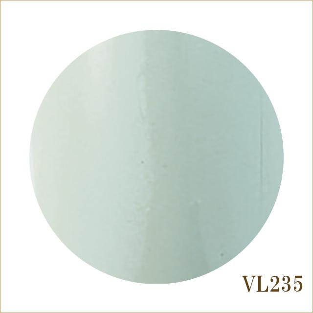 VL235 グレイッシュリーフグリーン