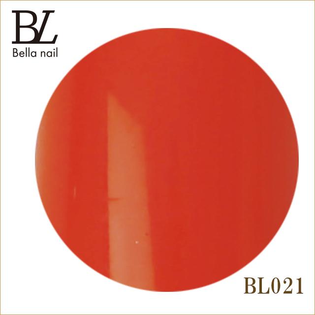 BL021B ライトサマーオレンジ