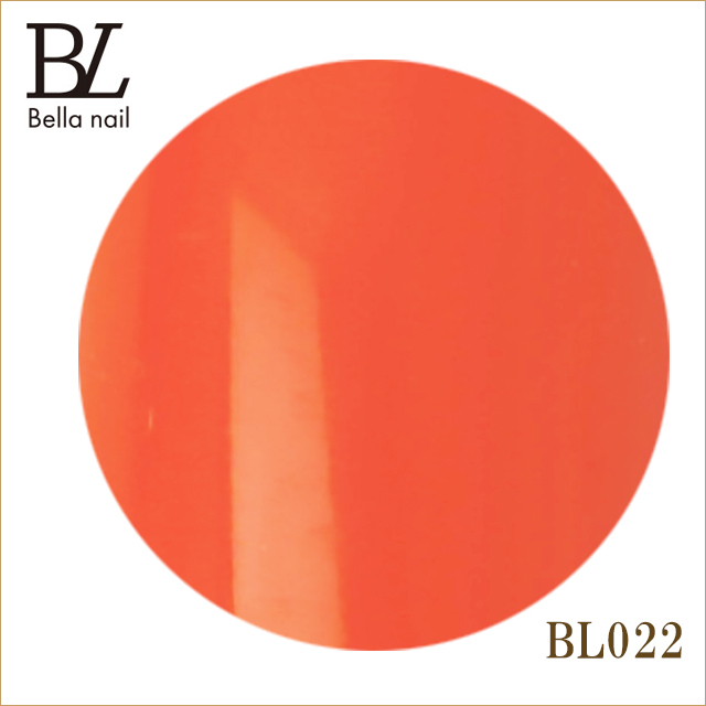 BL022 ミカンオレンジ