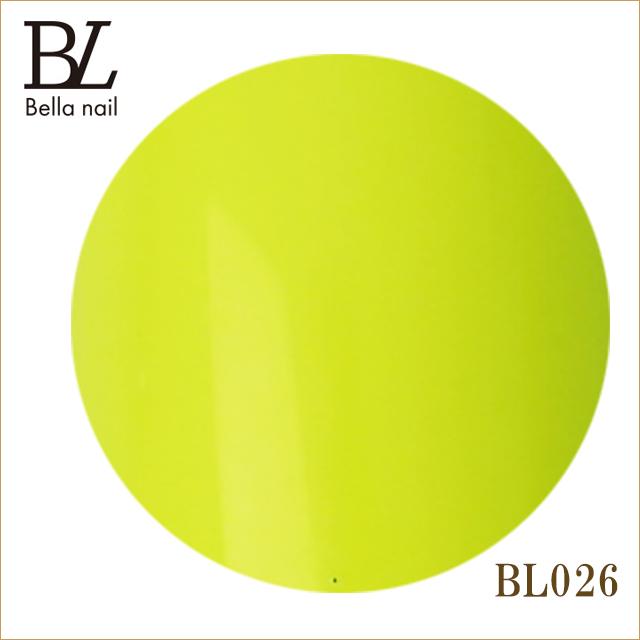 BL026B モアーイエロー