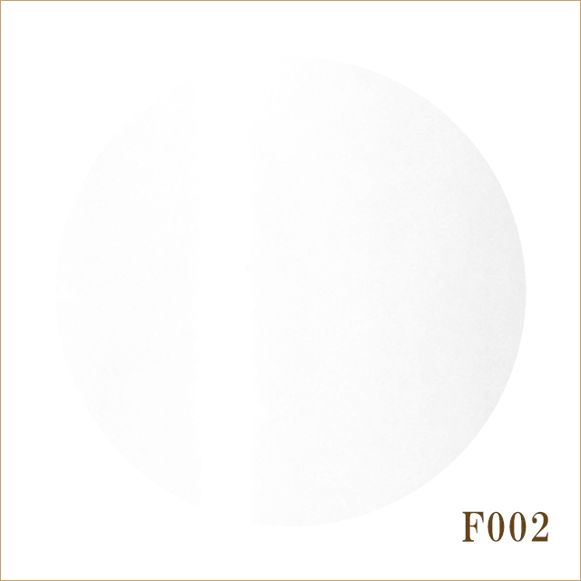 F002 ホワイト