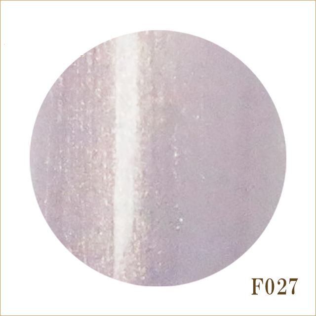 F027 シフォンラベンダー