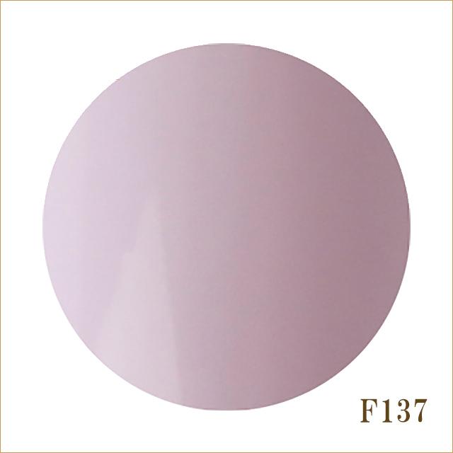 F137 白藤色