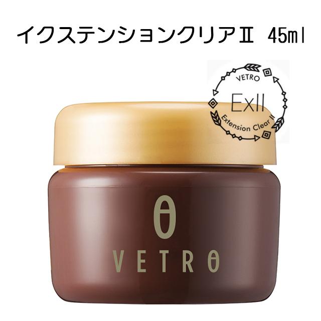 【VETRO】 イクステンションクリア2 45ml