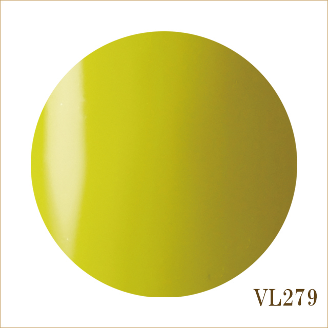 VL279 ポッパーイエロー