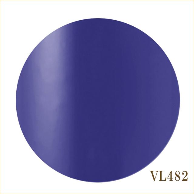 VL482 カジュアルブルー
