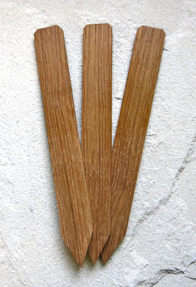 ハーブ バラ ネームプレート ネーム タグ ラベル ガーデニング プランツ 記念樹 園芸 雑貨 名札 植物 花 フック カメレオンのしっぽ 苗