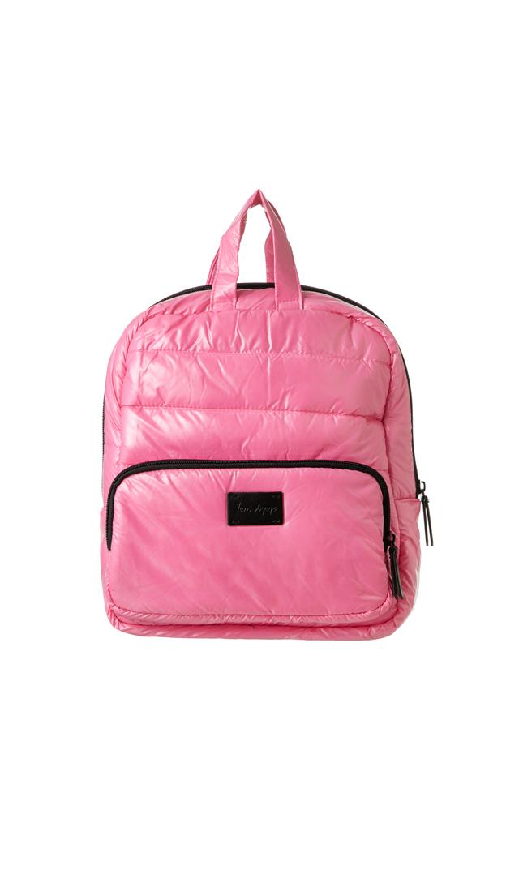 【セブン エイエム アンファン(7AM ENFANT)】キッズ用Miniバックパック(ピンク)