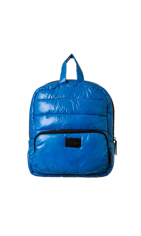 【セブン エイエム アンファン(7AM ENFANT)】キッズ用Miniバックパック(エレクトリックブルー)