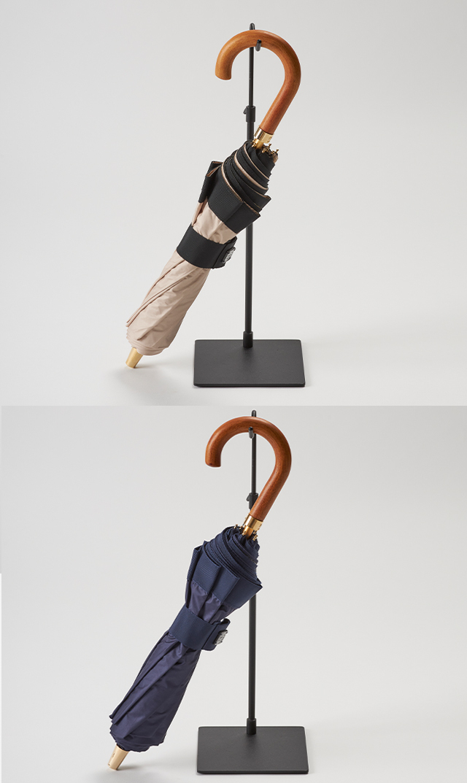 【アシーナニューヨーク】MultiCamila折りたたみ日傘(晴雨兼用/全2色)