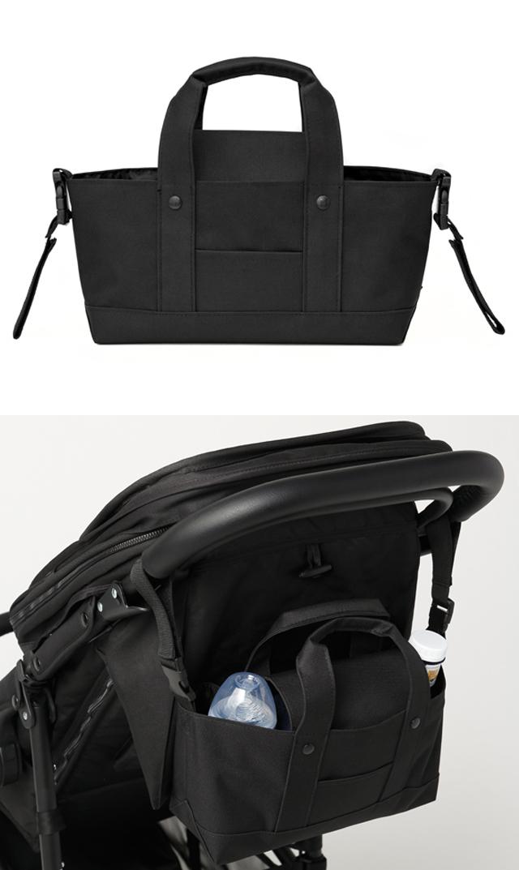 【ベビーホッパー】ベビーカーバッグ(2色展開)